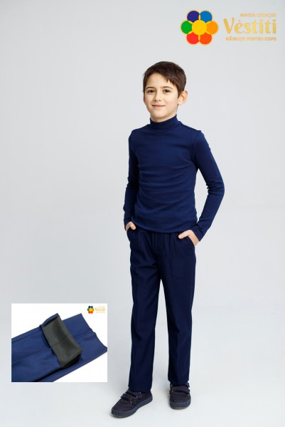 Pantaloni clasici flaușați