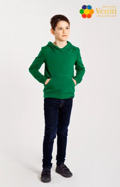 Hanorac verde